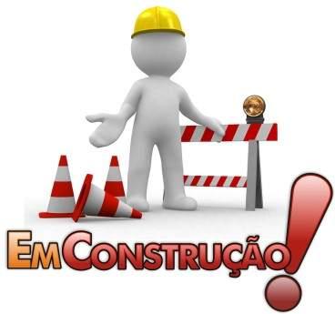 sites em construcao