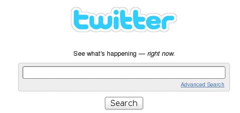 emprego no twitter