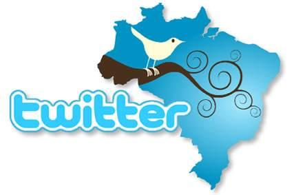 twitter e o brasil