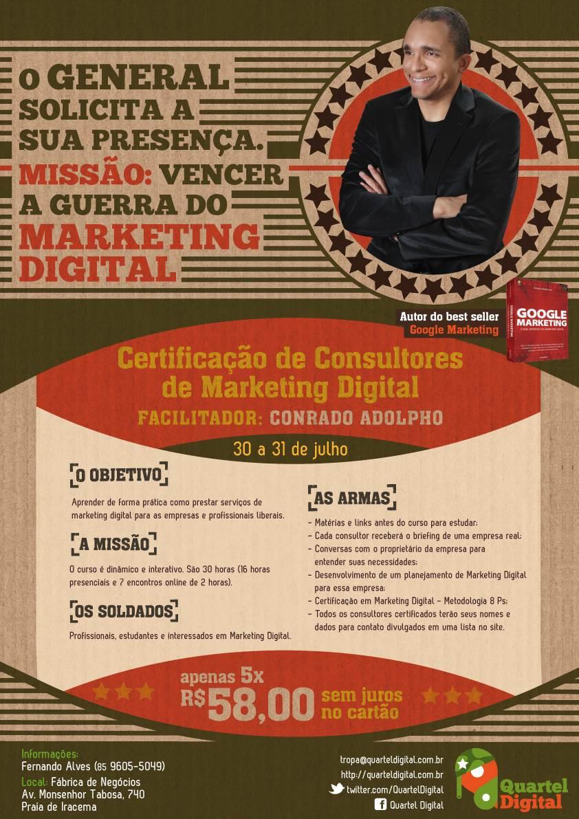 Certificação em Fortaleza