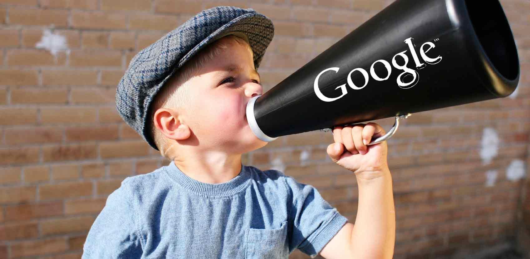 divulgacao no google